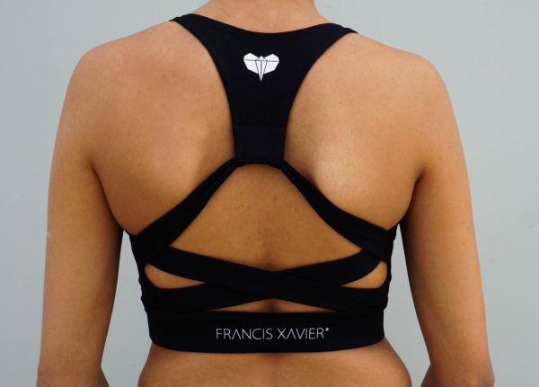 Francis Xavier _ Berry Cross Bra _3